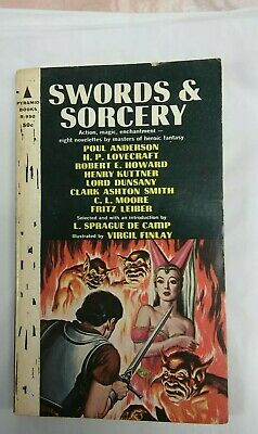 PULP - PYRAMID BOOKS - Swords & Sorcery - Devil & Occult - US 1st - 1963