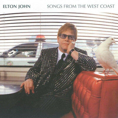 Elton John ‎– Songs From The West Coast cd