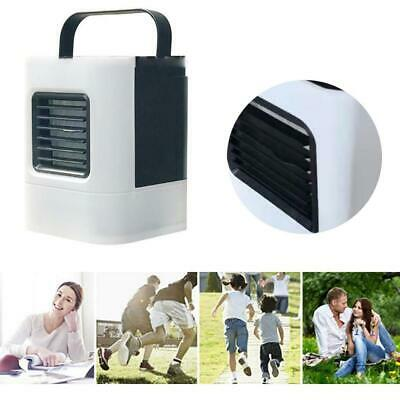 Portable Mini Air Conditioner Cooler Fan Home Office Bedroom WST
