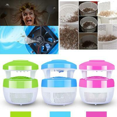 Home Mute Pregnancy Women Baby USB Photocatalyst LED Mosquito Killer WST 03