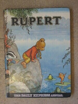 Rupert Annual - 1969 (The Daily Express Annual)