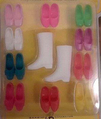 NEW Barbie Doll /& Stacey Doll Reproduction Mod Shoes