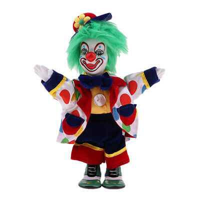 15/'/' Height Porcelain Clown Doll for Kids Gifts Halloween Christmas Decor #3