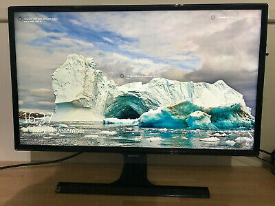 "Samsung 27Se390 - 27"" Led Pc/ps4/xbox 1080P Full Hd Monitor <Excellent - Look!!>"