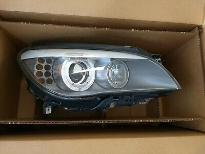 10 11 12 BMW HEADLIGHT 7 SERIES HID XENON RIGHT OEM 740i 740Li 750Li NEW F01 F02