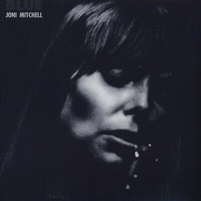 Joni Mitchell - Blue Vinyl LP Germany NEW 180 GM.