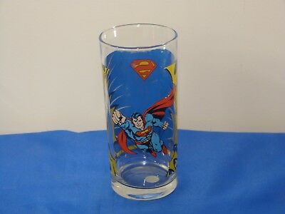"Verre à soda ""DC COMICS SUPERMAN"""