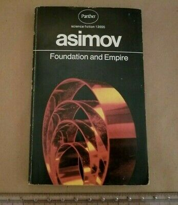 Asimov,  Foundation and Empire. 13555 Panther Books.