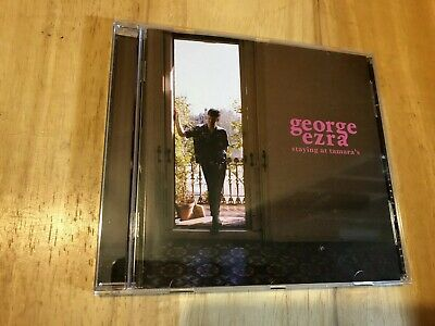 George Ezra  - Staying At Tamara's  - UK CD