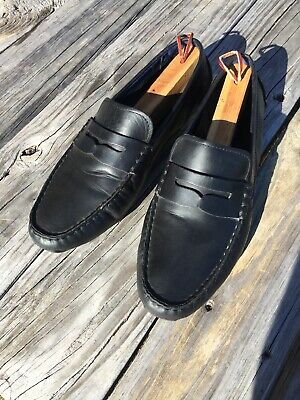 2af2d21f951 Cole Haan Kelson Penny Driver Loafer - Men s Size 11 M Black Grand OS  Leather