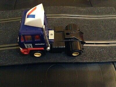 Scalextric Lorry Racing Rig