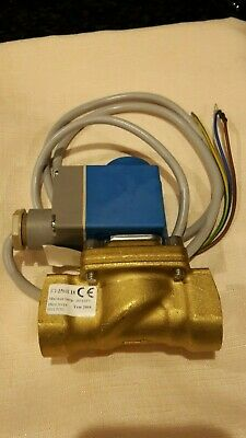 DANFOSS 032U5254, EV250B 2-way Solenoid Valve  c/w BE230AS  018F6176 Coil