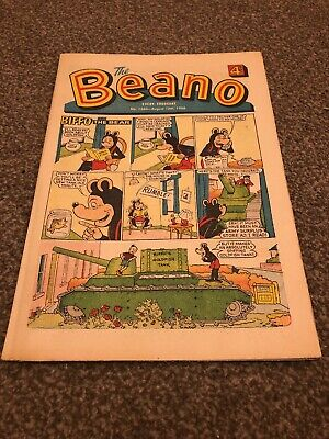 The Beano. No 1360. 10 Aug 1968
