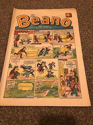 The Beano. No. 1404. 14 June 1969