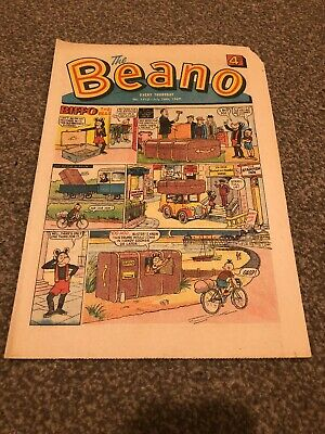 The Beano. No 1410. 26 July 1969