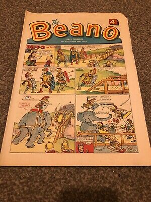 The Beano. No 1387. 26 Apr 1969