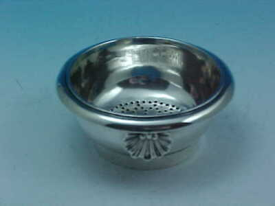 WINE FUNNEL STRAINER ONLY STERLING SILVER MADE 1831 EDINBURGH BY JAMES McKAY V
