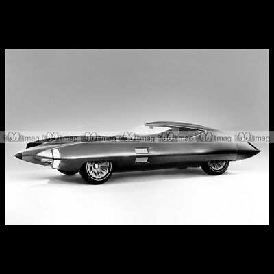 #pha.011894 Photo GM-X STILETTO CONCEPT CAR 1964 Car Auto