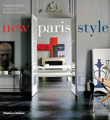 NEW New Paris Style By Danielle Miller Hardcover Free Shipping