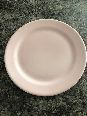 """Vintage Lu-Ray Pink Pastels T S & T 14"""" China Retro Plate"""