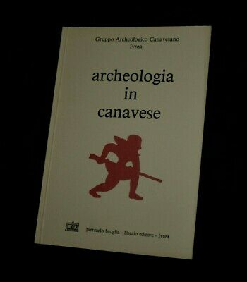 Archeologia in Canavese Libro