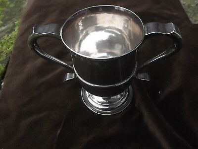 1790 Large Georgian Newcastle cup by Langlands and Robertson 15ozs