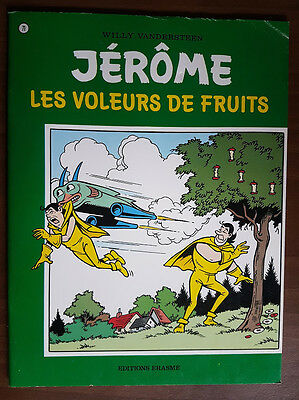 Jérome les voleurs de fruits 1977 A