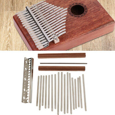 17 Key Kalimba Single Board  Thumb Piano Finger  Mbirmba Keyboard Instrument