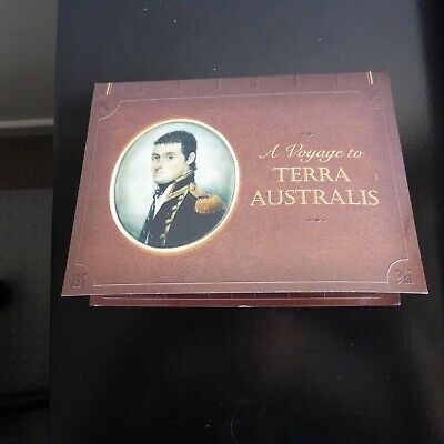 2 of  (the lot) of A Voyage to Terra Australis,  2014 ,  Unc $1 coin set
