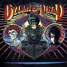 Dylan and the Dead (1989 CD Bob Dylan Grateful Dead 80s Folk Rock 60s 70s)