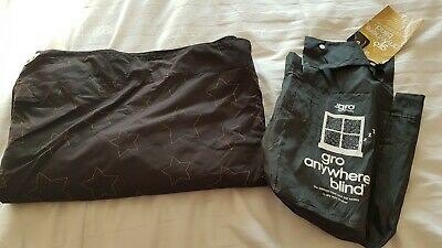 Gro Anywhere Blackout Blind good condition