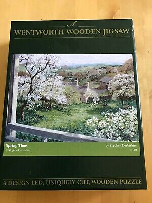 Wentworth Wooden Jigsaw - SPRING TIME, 250 pieces