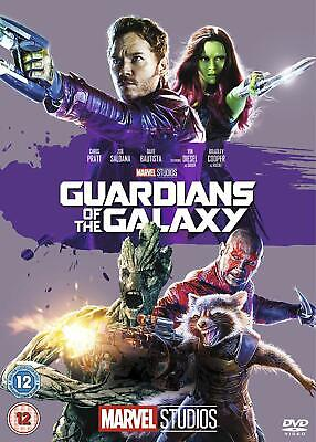 Guardians Of The Galaxy [DVD] [2014] MARVEL INCS COLLECTABLE SLEEVE