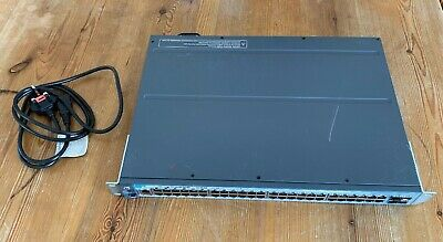 HP J9729A - 2920-48G-PoE+ Switch - 48 Port Managed L3 Gigabit Ethernet Switch