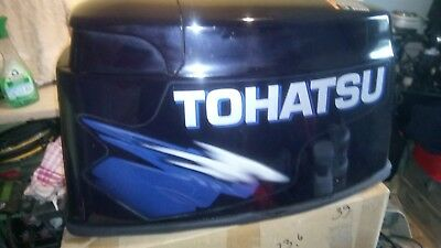 Haube Tohatsu TLDI 50 PS top cowl pre owned looks like new