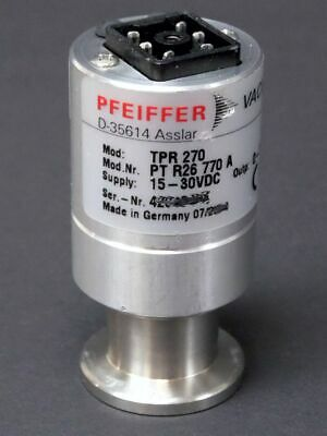 Pfeiffer Vacuum TPR 270 PT R26 770 A tested & working