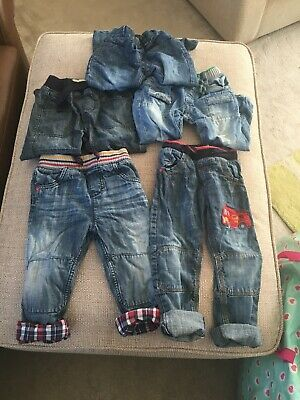 Boys Jeans Bundle 2-3 Years Next And Tu