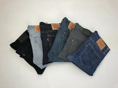 Levi Levis Skinny Fit 510 Jeans - 510 - Free Postage All Sizes Grade A