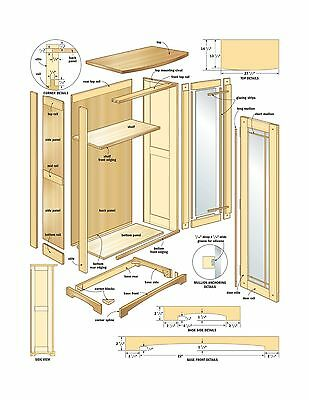 DIY WOODWORK 8.8Gb PdFs Plans Guides Carpentry & hOW To Make Bird Houses & Draw