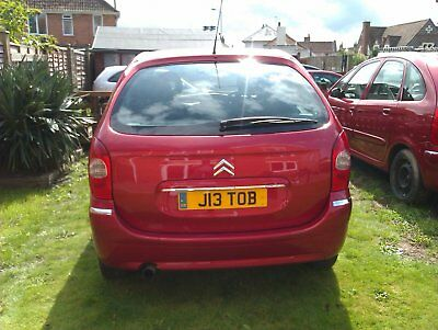 J13 TOB personalised  Private number plate