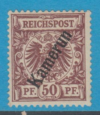 German Colonies Cameroun 6 Mint Hinged Og * No Faults Extra Fine !