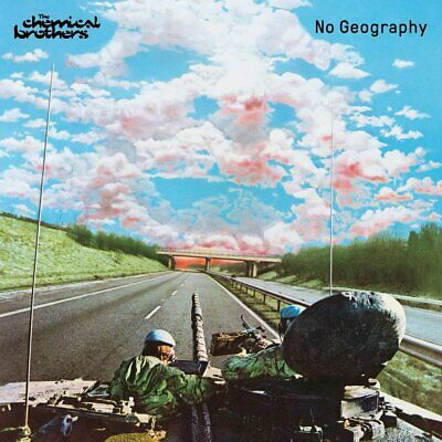 the Chemical Brothers - No Geography Ltd.Mint Pack CD NEU OVP
