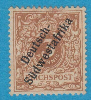 GERMAN SOUTHWEST AFRICA 1a MINT HINGED OG * NO FAULTS VERY FINE!