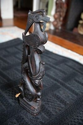Very fine Batak shaman container from Sumatra