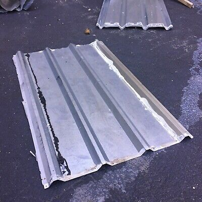 Unit of 10 Sheets of Corrugated Metal Roof Sheets Galvanized Metal