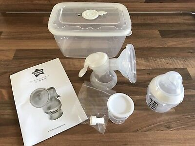 Tommee Tippee, Closer to Nature, Manual Breast Pump