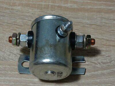 Use: 8781-8 Cessna P210N Contactor Solenoid Assy Engine S-1577-1