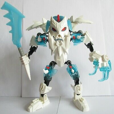 Lego Hero Factory Frost Beast 44011 Complete Pre Owned Figure W