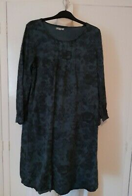 76621ed794 LAGENLOOK LINA TOMEI. Made in Italy tunic dress size L - £4.99 ...