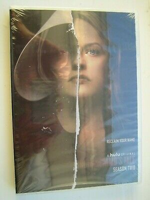 The Handmaid's Tale DVD Season Two {Series 2} New & Sealed VERY RARE - FREEPOST